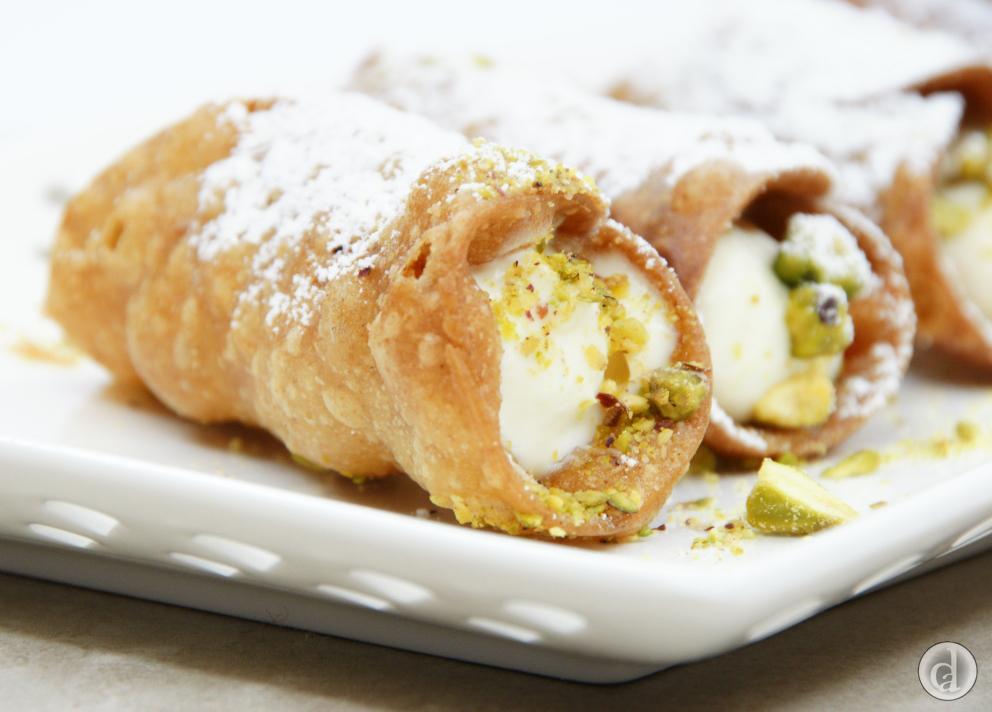 Gluten-Free Cannoli Recipe — Dishmaps