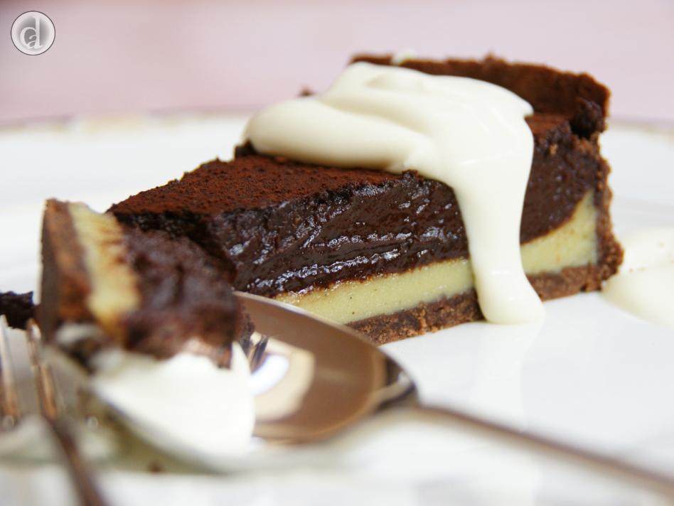 Chocolate-Espresso Tart Recipes — Dishmaps
