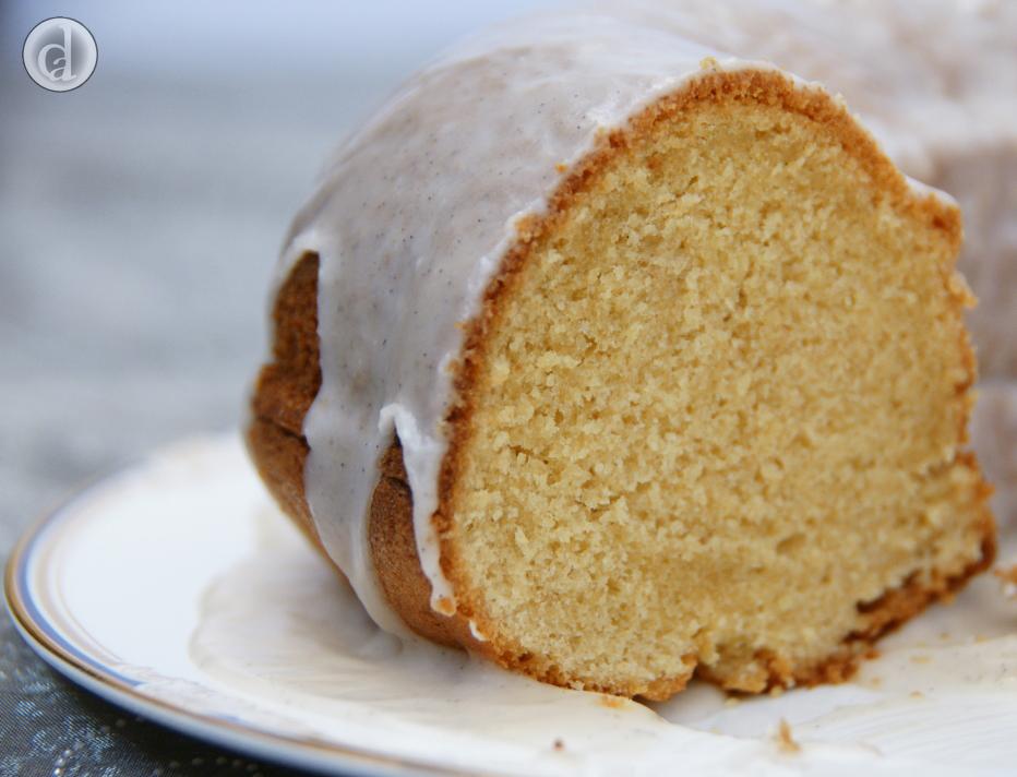 Decadent Alternatives Vanilla Butter Cake